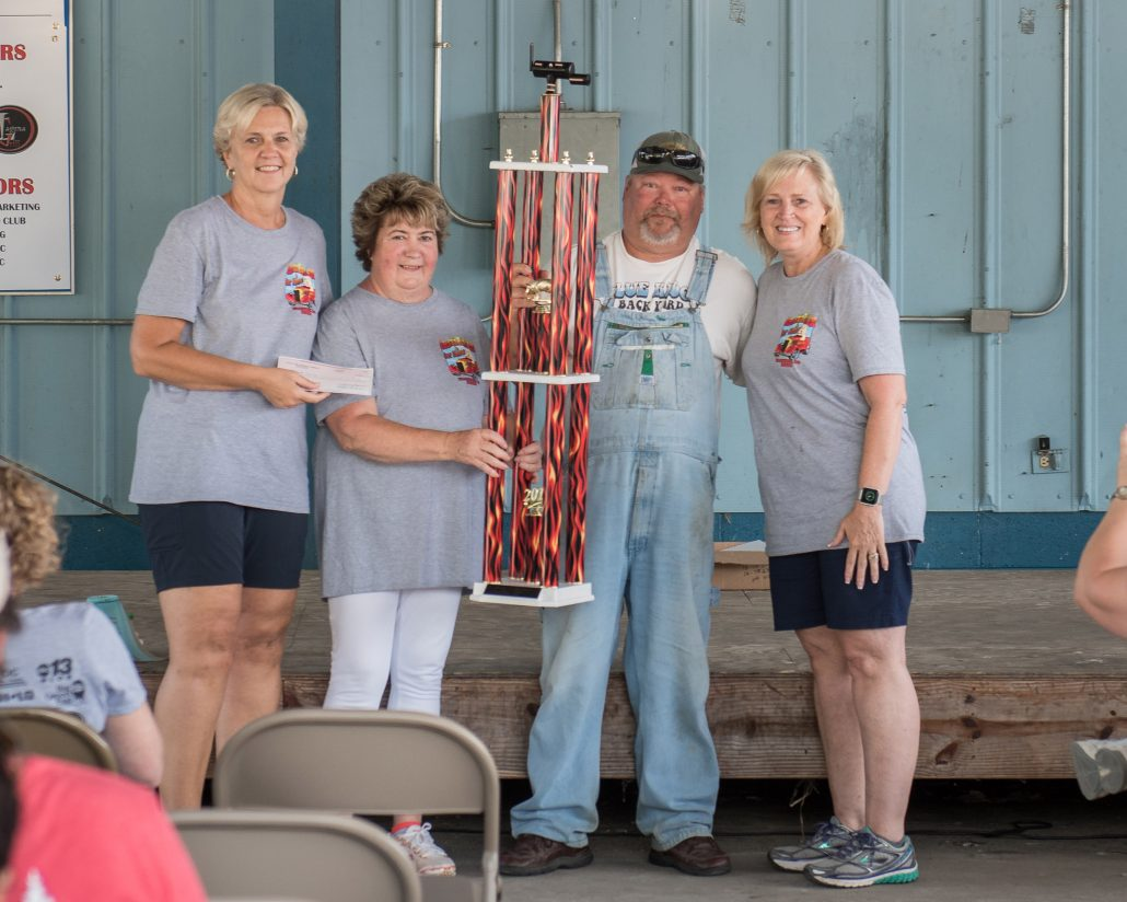 8th annual mountain high bbq competition winners franklin