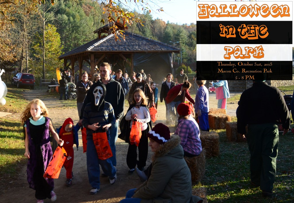 Annual Halloween in the Park