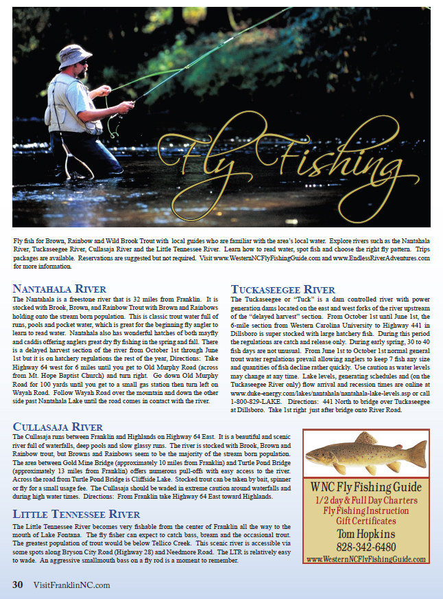 Guide Fly Fishing